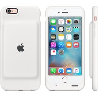 iPhone 6s Smart Battery Case - White