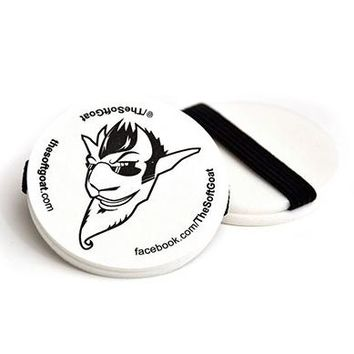 Soft Goat Stubble and Beard Softener