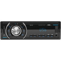 Soundstorm Single-din In-dash Mechless Receiver (with Bluetooth)