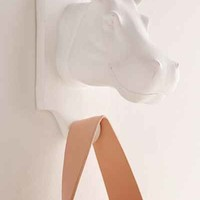 Large Matte Hippo Wall Hook - Urban Outfitters