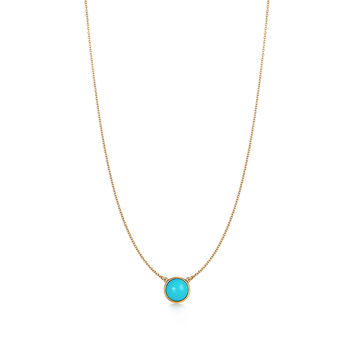 Tiffany & Co. - Elsa Peretti®:Color by the Yard Pendant