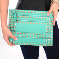 Bag Of Tricks Purse: Jade