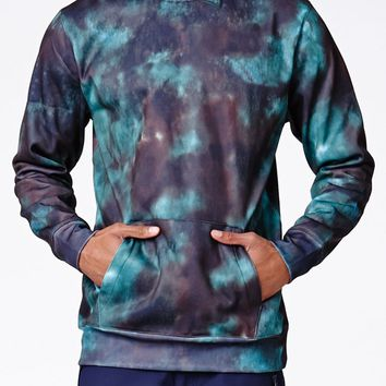 Volcom Easy Riding Hoodie - Mens Tee - Multi Color