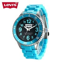 Levis Women Watch Concise Style Waterproof Watch