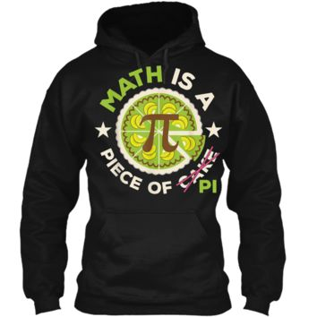Happy Pi day 2019 Pi day Geek Maths Gift  Pullover Hoodie 8 oz