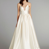 Bridal Gowns, Wedding Dresses by Jim Hjelm Blush - Style 1255