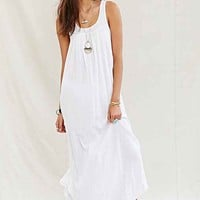 Urban Renewal Remade Rib Top Maxi