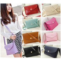9 Colors Mail Cover Bag Cross-body Bag PU Bag SP151989 from SpreePicky