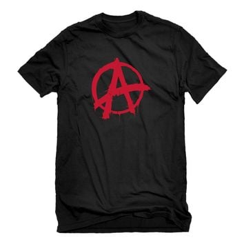 Mens Anarchy Unisex T-shirt