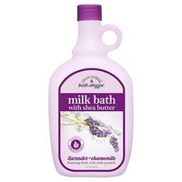 Village Naturals Bath Shoppe® Ultra-Moisturizing Milk Bath with Shea Butter - Lavender and Chamomile