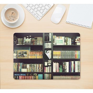 "The Vintage Bookcase V2 Skin Kit for the 12"" Apple MacBook"