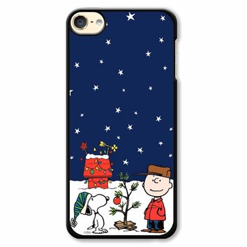Charlie Brown Peanuts Snoopy iPod Touch 6 Case