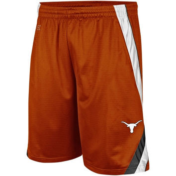 Texas Longhorns Swingman Basketball Shorts - Burnt Orange