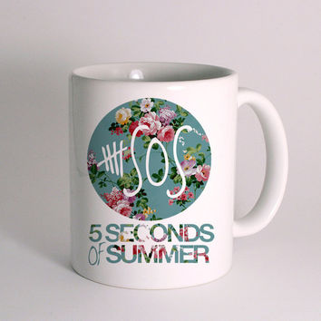 5 Seconds Of Summer for Mug Design