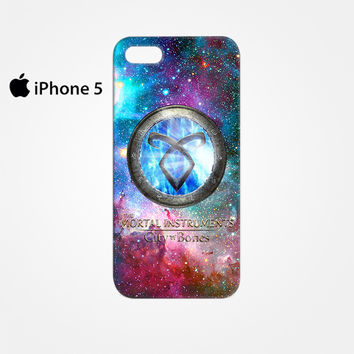 The Mortal Instruments City Of Bones for Iphone 4/4S Iphone 5/5S/5C Iphone 6/6S/6S Plus/6 Plus 3D Phone case