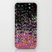 sparkling night iPhone & iPod Case by Marianna Tankelevich
