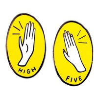 High Five Pin Set