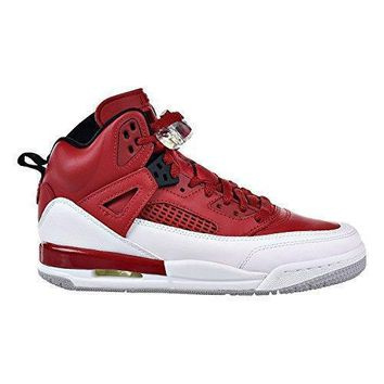 Jordan Spizike Gym Red/black White Wolf Grey Big Kid