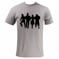 Wizard of Oz Gang Silhouette T-shirt