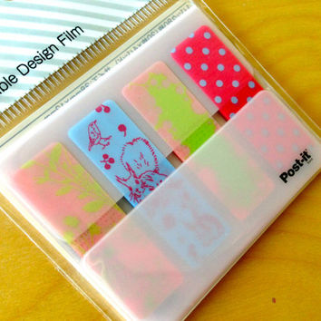 Filofax,Hobonichi sticker tabs, sticky notes,flags,sticky tabs, flags index,post it,14