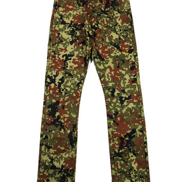Diamond Supply Co. - Military Twill Chino Pants (Olive)