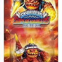 Skylanders SuperChargers: Drivers Lava Lance Eruptor Character Pack