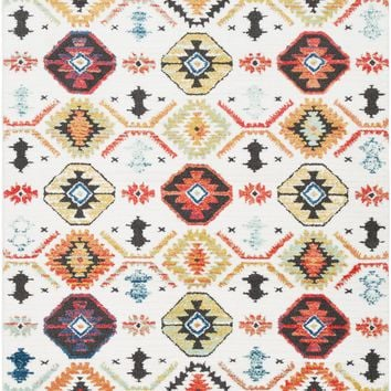 Surya Moroccan Shag Global Red MCS-2300 Area Rug