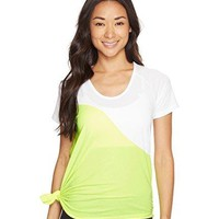 PUMA Womens EVO Side Knot Tee