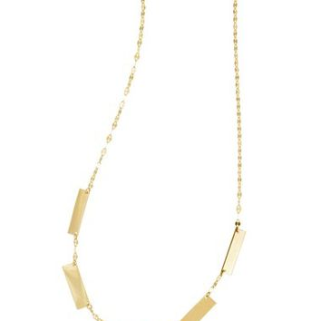 Lana Jewelry Geo Bar Collar Necklace | Nordstrom