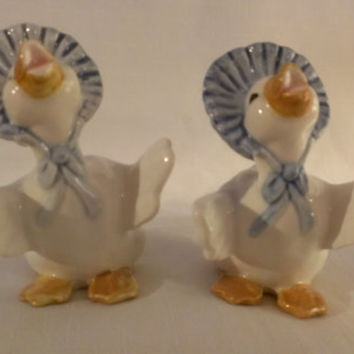 Goose Salt and Pepper Shakers (757)