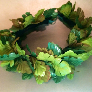 Poisin ivy, leaf crown, goddess, toga, greek, rush week, sorority