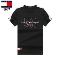Tommy Hilfiger Casual Fashion Shirt Top Tee-1