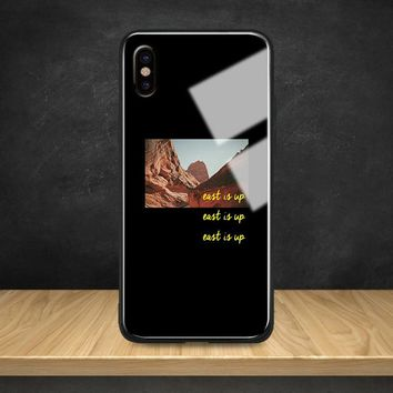 Aesthetic twenty one pilots lyric views Tempered Glass Soft Silicone Phone Case Cover For Apple iPhone 6 6s 7 8 Plus X XR XS MAX