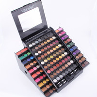 Professional Beauty Hot Deal Stylish On Sale Hot Sale Make-up Eye Shadow 30-color Matt Blush Foundation Contour Make-up Palette [6186054916]