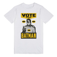 VOTE FOR BATMAN