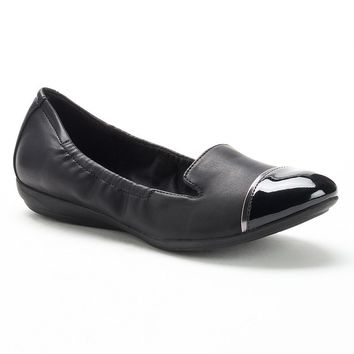 sole (sense)ability Women's Ballet Flats (Black)