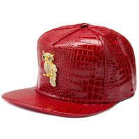 Owl Hip-hop Waterproof Baseball Cap Style Hats [6540876163]