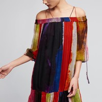 Zora Off-The-Shoulder Dress