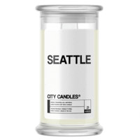 Seattle City Candle®