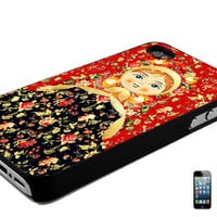 Matryoshka Style Russia Doll iPhone 4 4s 5 5c 5s 6 6 Plus or Galaxy S4 S4 Back Case Cover