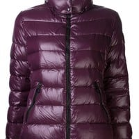 Moncler 'bady' Short Coat - Zoe - Farfetch.com