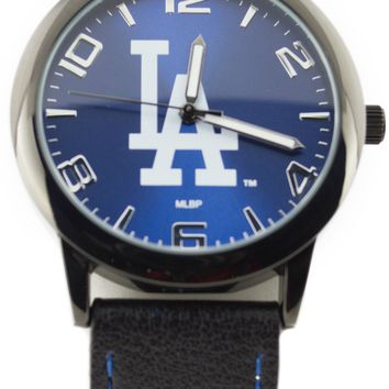 Los Angeles Dodgers Limited Edition Men's Stitch Watch