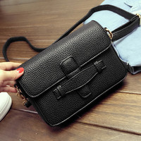 High Quality Female Casual Crossbody Messenger Bags Fashion Women Leather Shoulder Bag Chic Handbag Gift 61