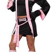 Women Boxer Costume - Women Halloween Costume - Sexy Costumes for Woman - Oya Costumes