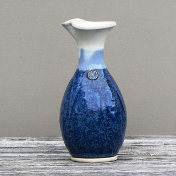 Irish Pottery Carafe Style Decanter
