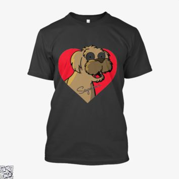 Doge Heart, The Simpsons Shirt