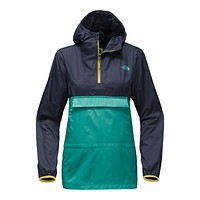 Women's Fanorak in Bristol Blue Multi by The North Face - FINAL SALE