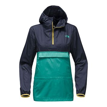 Women's Fanorak in Bristol Blue Multi by The North Face