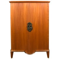 Art Deco Armoire by Andre Arbus and Vadim Androusov