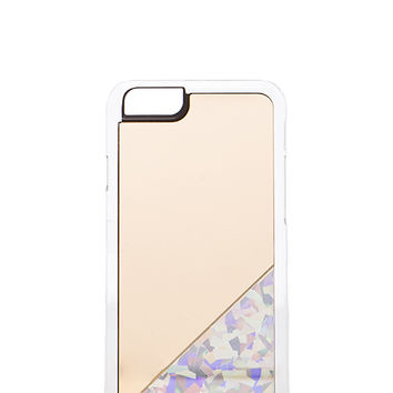ZERO GRAVITY Lux IPhone 6 Case in Metallic Gold